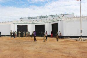 Mukobeko Prison in Kabwe