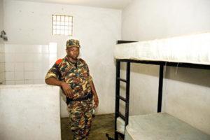 black beach prison