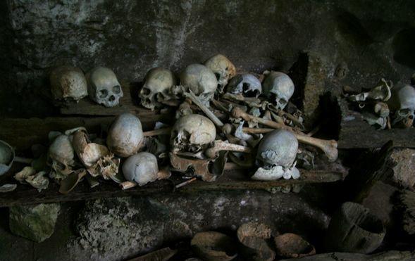 Ritual murders in East Africa