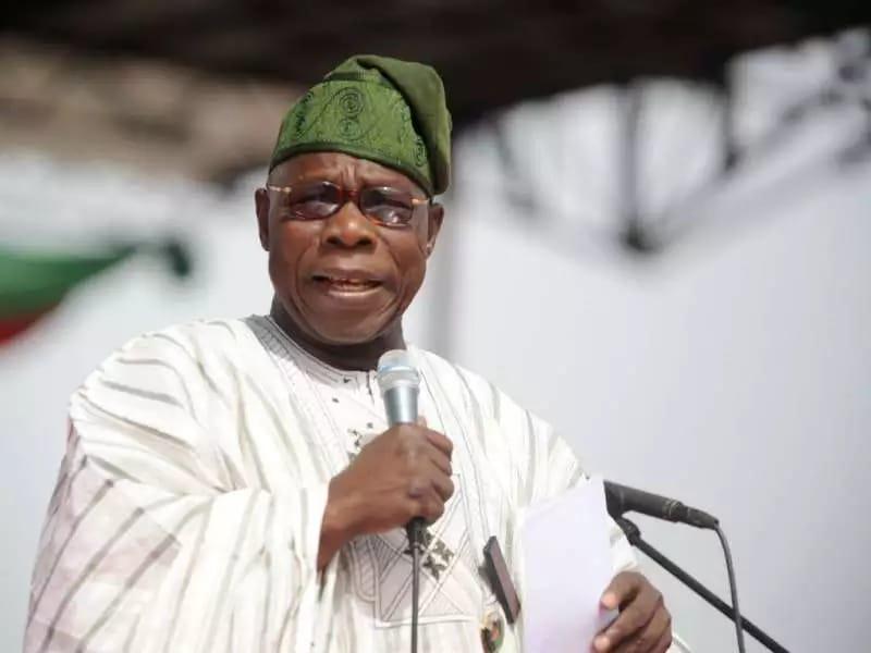 Obasanjo speaks on Nigeria recession