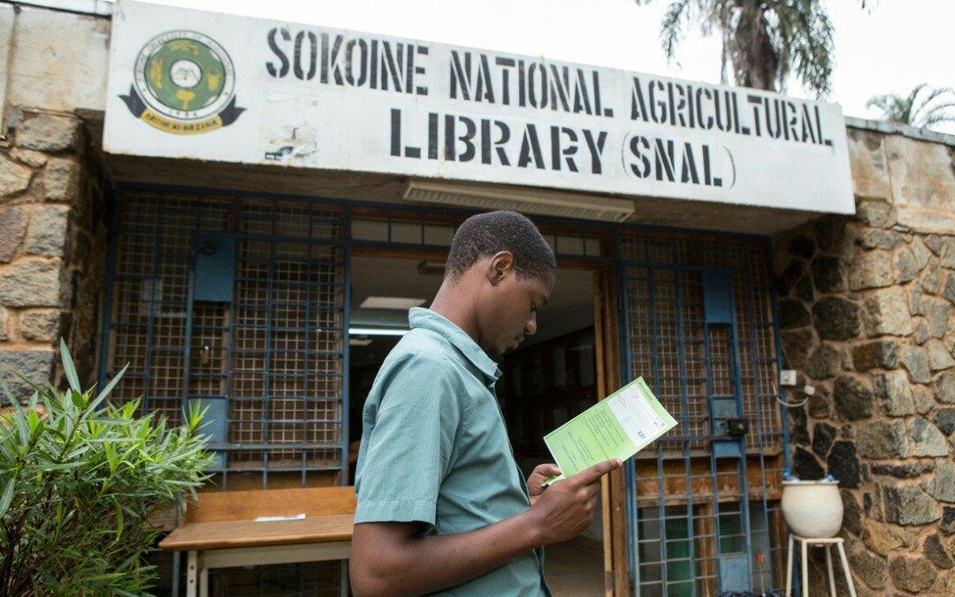 Tanzanian Develops App To Track Disease Outbreaks