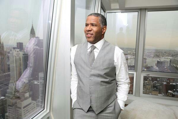 Black Billionaire Robert F. Smith Overtakes Adenuga as Second Richest Black Man in the World
