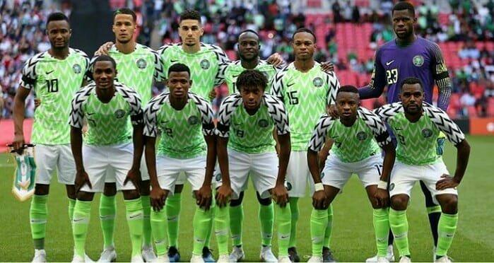 Top 10 Best National Football Teams In Africa, 2018